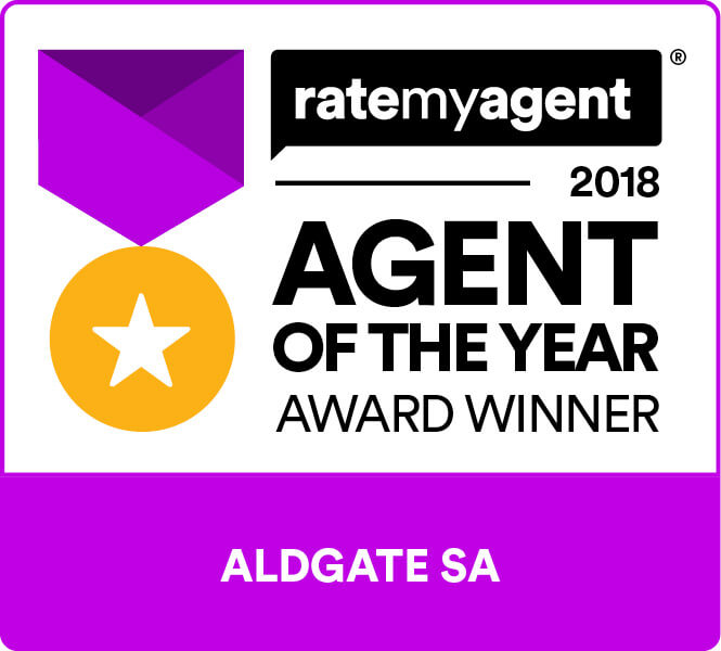 Agent of the Year Aldgate 2018
